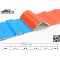 Wholesale 1.5MM Thickness Solid ASA Plastic Sheet Roofing Options With Chemical Suitability from china suppliers