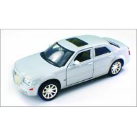 Wholesale 1:24 Alloy Die Cast Smart Custom Scale Model Cars Chrysler 300C from china suppliers