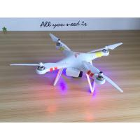 Wholesale Plastic GPS RC Quadcopter Drone UFO For Action Shot , Intelligent from china suppliers