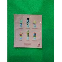Wholesale Eco - Friendly  PP Flat Custom made Heat Seal Bags With Round Hanging Hole , Toy packaging from china suppliers