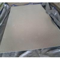 Wholesale Bright Silver Hot Rolled Steel Coil Chequered GB20 Grade Anti Slip from china suppliers