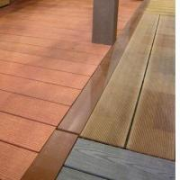 Wholesale Decking Board, 100% Recyclable, Moisture/Water-resistant, Various Colors Available from china suppliers
