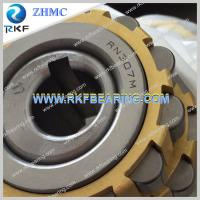 Quality RN307M High Quality Double Row Eccentric Roller Bearing With Brass Gage for sale