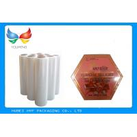 Wholesale Food Grade POF Shrink Film Stretch Wrap Film 25-30mic Thickness , Eco - Friendly from china suppliers