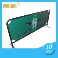 Wholesale Cafe windbreak Breeze Barrier with single or double printing 1m to 2m for outdoor from china suppliers