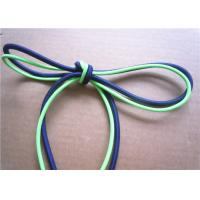 Wholesale Elastic Polished Cotton Cord Rope , Cotton Braided Cord Eco Friendly from china suppliers