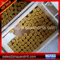Wholesale 34mm button bits and taper bits from china suppliers