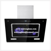 Wholesale Tempered/Toughened Painted Extractor Hood Glass / Range Hood/Kitchen Chimney Hood from china suppliers