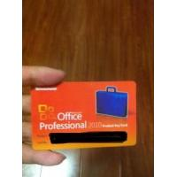 Office Professional 2010 lenovo key card Utility Software, Office