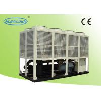 Quality Plastic Machine Use Air Cooled Liquid Chiller Cooling System High Efficiency for sale