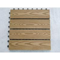 Wholesale OEM Commercial Solid Outdoor Wood Plastic Composite Flooring Deck from china suppliers