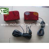 Quality 7 FunctionsTrailer Light  Kit Auto Parts Accessories Lamp Emark Approval DF-TR001 for sale