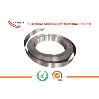 Buy cheap Stable Resistance Copper Nicr Alloy CuNi44 NC050  Eureka Resistance Strip / Foil 0.02x100mm from wholesalers