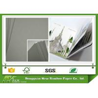 Wholesale Thick Paperboard Uncoated Grey Cardboard Paper Sheet Laminated Offset Printing from china suppliers