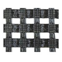 Wholesale Warp Knitting Polyester Geogrid,Compound Fiber Geogrids,PVC Coated from china suppliers