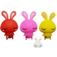 Wholesale Personalized Red Rabbit 8GB/16GB/32GB Usb Flash Drive with 10MB-25MB/sec Read Speed from china suppliers