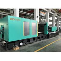 Wholesale Double Cylinder Clamping Unit Injection Molding Machine For Safety Helmet 800T from china suppliers