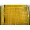 Buy cheap polyurethane mesh screen from wholesalers
