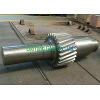 Wholesale Large Diameter Straight Tooth Gear Shafts 18CrNiMo7-6 Casting Steel from china suppliers