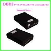 Wholesale FVDI AVDI ABRITES Commander for Peugeot Citroen from china suppliers