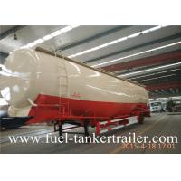 Wholesale Export To Pakistan 60CBM Bulk Cement Semi Trailer Tanker Sale from china suppliers