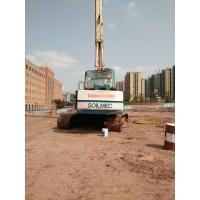 Wholesale italy 2002 Drilling Machine Soilmec R618  R518   Soilmec Used Rotary Drilling Rig from china suppliers