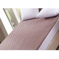 Wholesale Quilted Washable Mattress Protector For Memory Foam Mattress from china suppliers