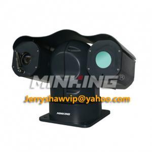 Wholesale MG-TA-32 Thermal Imaging PTZ Camera/FLIR Tau 320*480/Vehicle Thermo Long Range PTZ Camera from china suppliers