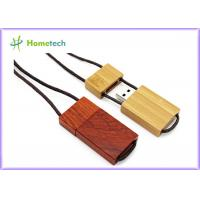 Wholesale Pendrive wooden usb sticks gift customized 16GB / 32G 2.0 memory u disk from china suppliers