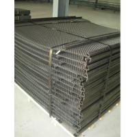 Wholesale 2mm , 20mm Crimped Wire Mesh Used For Industry Filter , Ore Filter from china suppliers