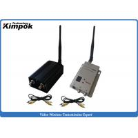 Wholesale 5000mW Wireless Video Link 1.2G AV Transmitter and Receiver for Unmanned Aerial Vehicle from china suppliers