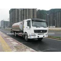 Wholesale Intelligent Asphalt Distributor with computerized control system and two diesel burner heating system from china suppliers