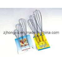 Quality Stainless Steel Eggbeater (HXW-033) for sale