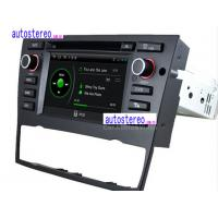 Wholesale Android 4.0 Car Stereo System BMW Sat Nav DVD for BMW 318i 320i 325i 512MB RAM , 4GB from china suppliers