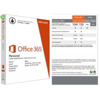 Wholesale Microsoft Office 365 Product Key Card Office 2010 Professional Retail Version from china suppliers