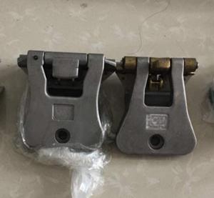 Wholesale Wakayama Monforts Setting Stenter Clips , Mercerizing Stenter Machine Pin Clip Single Clip from china suppliers