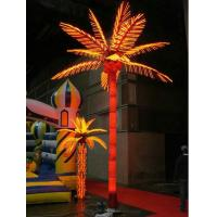 Wholesale lighted artificial palm trees from china suppliers