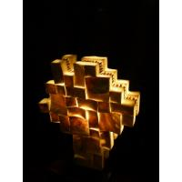 Wholesale Stereo Art Deco Table Lamps for Interior Decor 60 * 47 * 25 cm from china suppliers