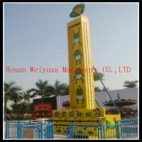 Wholesale Cheap theme park amusement rides jump Frog Kiddy Rides from china suppliers