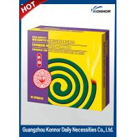 Wholesale Hotel Smokeless Mosquito Coil , Plant Fiber Mosquito Repellent Coil from china suppliers