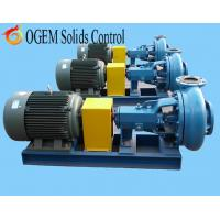Wholesale Sand Pump,mechanical seal pump from china suppliers