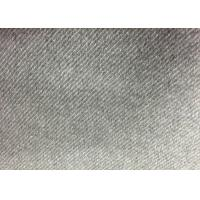Wholesale Different Color Double Faced Wool Fabric / Waterproof Material Fabric Two - Tone from china suppliers