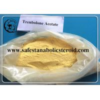 Quality 99.9% Anabolic Steroid Trenbolone Acetate Raw Powders For Muscle Building for sale