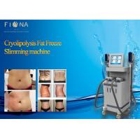 Wholesale 4 Handles Cryolipolysis Slimming Machine Fat Freezing With 5 Inch Touch Screen from china suppliers