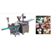 Wholesale Professional Steam Bun Machine with Roller Wheel Automatical from china suppliers