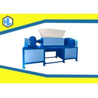 Wholesale 21 RPM Shaft Speed Hospital Waste Shredder , Medical Waste Disposal Machine from china suppliers