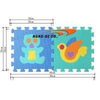 Wholesale Top Quality Jigsaw EVA Foam Mat with Animals , Fruit and Traffic Non-toxic, Environmental from china suppliers