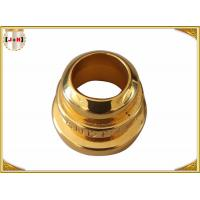 Wholesale Zinc Alloy Gold Crown Perfume Bottle Caps Custom Luxury Decorative from china suppliers
