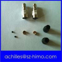 Wholesale Power Cables Hirose HR 4-Pin Male to Anton Bauer Power D-Tap Power Cables for Sound Devices from china suppliers