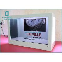 Wholesale Classical Counter Type Transparent Lcd Screen Innovative Advertising Displayer from china suppliers